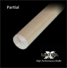 Tiger Ultra-X Partials Pool Cue Shaft XSH-P w /FREE Shipping
