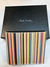 Paul Smith Men Wallet Bfold Multi Made In Italy