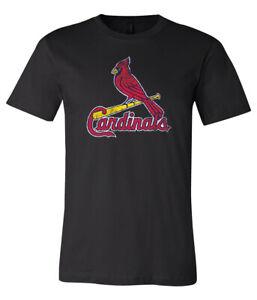 St Louis Cardinals Logo Distressed Vintage logo T-shirt 6 Sizes  S - 5XL!!!