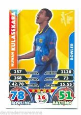 Topps Sri Lanka Cricket Trading Cards