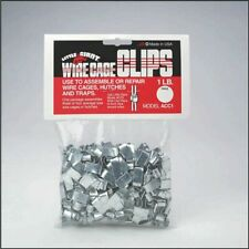Little Giant Wire Cage Clips 1 Pound
