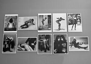 Bob Carlos Clarke  - 9 postcards - Set #1 (Nude Photo) - 9 postkarten