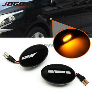 Dynamic Side Marker Indicator Sequential Light For Smart Fortwo W450 1998-2007