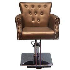 Shengyu Gold Hydraulic Styling Barber Chair Hair Spa Beauty Salon Equipment
