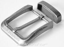 Gürtelschnalle Gürtelschliesse Buckle Damen & Herren für 4 cm Wechselgürtel
