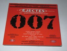 les éjectés - 007 seven covers for seven issues - cd single digipack 7 titres