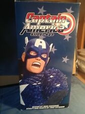 CAPTAIN AMERICA Figure Dynamic Forces 2002 Silver Age