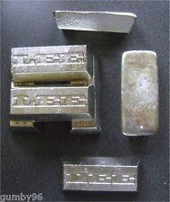 8 Ounces TIN metal Ingot 99.98% pure Bullion - 226.8+ grams lb BAR