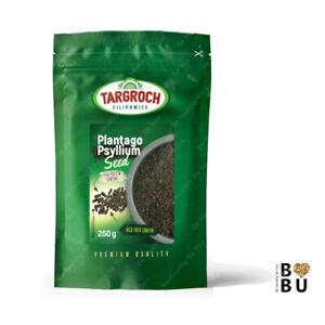 PLANTAGO PSYLLIUM Seeds 1kg 500g 250g FIBRE DETOX / PREMIUM QUALITY TARGROCH