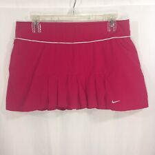 Nike Women's Skort Tennis Pleated Size Medium