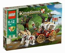 Lego 7188 Kingdoms Castle King's Carriage NEW Sealed MISB for 7189 7947 328 6918