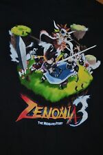 Zenonia 3 The Midguard Story T Shirt Large RPG App Video Game Nice Chael