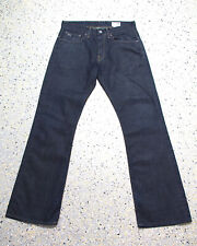 G-Star 3301 Bell Jeans W32 L32 Boot Cut Raw Denim F226