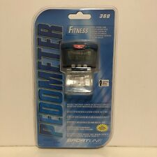 SPORTLINE 360 Fitness Pedometer Proline Series NEW In Box