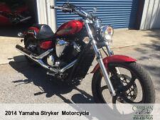 2014 Yamaha XVS1300