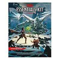 D&D 5E ESSENTIALS KIT Exclusive Dungeons and Dragons 5th Edition Starter Box Set