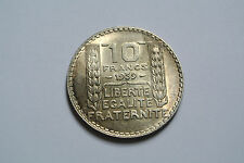 10 FRANCS TYPE TURIN SUP/SPL 1939