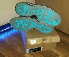 Nike Barkley Posite Max Metallic Silver Gamma Blue
