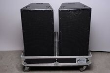 [PAIR]EAW KF300z Passive Speakers  with Road Case