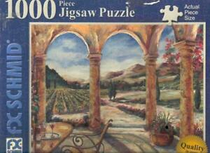 Karen Stene FX Schmid Jigsaw Puzzle 1000 Pc  Sedona Portico