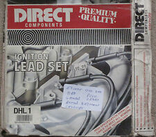 FORD ESCORT RENAULT 18 VAUXHALL ASTRA CAVALIER IGNITION SPARK PLUG LEADS CABLES