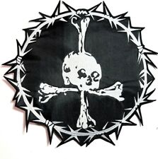 REVENGE  EMBROIDERED BACK PATCH