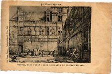 CPA  Le Vieux Quercy -Montal,prés St-Céré -Cour d'Honneur du Chateau en (223522)