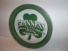 """Guinness Dublin 1759 Ireland Trademark 11"""" Wall Clock"""