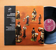 VOX STGBY 642 Anton Rubinstein Piano Concerto 4 Michael Ponti 1969 Stereo NM/EX