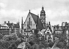 AK, Leipzig, Blick zur Thomaskirche, 1978