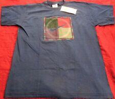 New VTG1990s NIKE PETE SAMPRAS Classic Pactice Tennis T-Shirt Szs. M & L-REDUCED