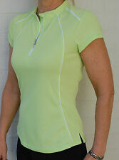 Women's Polyester Cycling Jerseys with High Visibility