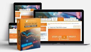 Forex Trading Masterclass – Alfio Bardolla