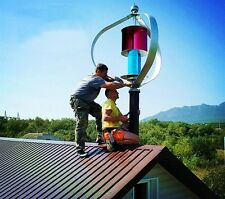 Ventus-Swing Windkraftanlage Windgenerator Vertikale  Windanlage