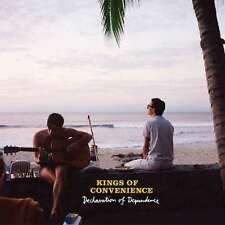 Declaration Of Dependence - Kings Of Convenience CD VIRGIN