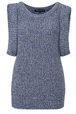 French Connection Chunky Knit Lyndsey Knit Jumper (XL) UK 16 - RRP £67!