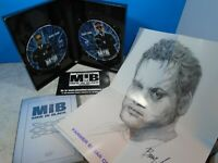 Men In Black (DVD, 2000, 2-Disc Set, Limited Collector's Edition)