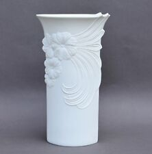 Vase en porcelaine kaiser Allemagne – décor de fleur