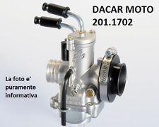 201.1702 Carburateur Polini CP D.17 5 Italjet Piste 50 92-bazooka