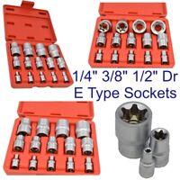 "US PRO 10pc 3//8/"" Dr Impact Twist Socket Set 10mm 19mm  Damaged Nut Bolt 3317"