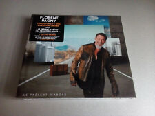 CD FLORENT PAGNY : LE PRESENT D'ABORD (EDITION LIMITEE CD + DVD)