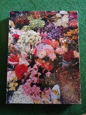 """Springbok """"Please Pick the Flowers"""" 500+pcs puzzle Hallmark Floral Pzl 4158"""
