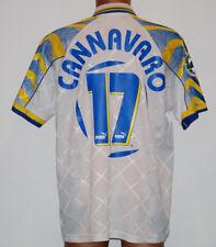 maglia cannavaro parma PUMA SERIE A 1996 1997 JERSEY PARMALAT no MATCH WORN