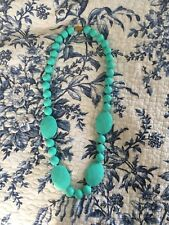 New! Chewbeads Perry Neckace Turquoise