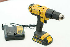 Dewalt dcd 776 cordless drill type 10