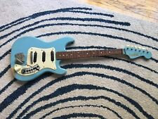 Vintage Hagstrom III Electric Guitar Blue
