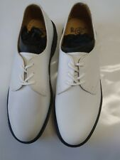 Dr Martens Airwair White Shoes UK 8.5, US 9.5, PW1461
