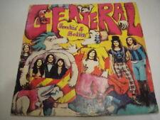 General – Rockin' & Rollin' LP Hungary HARD Rock