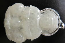 Jadeite White Gold Fine Jewellery