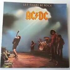 AC/DC - Let There Be Rock - Vinyl LP Original Europe Press NM Crabsody in Blue